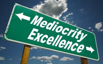 Is Your Business Stuck In Mediocracy?
